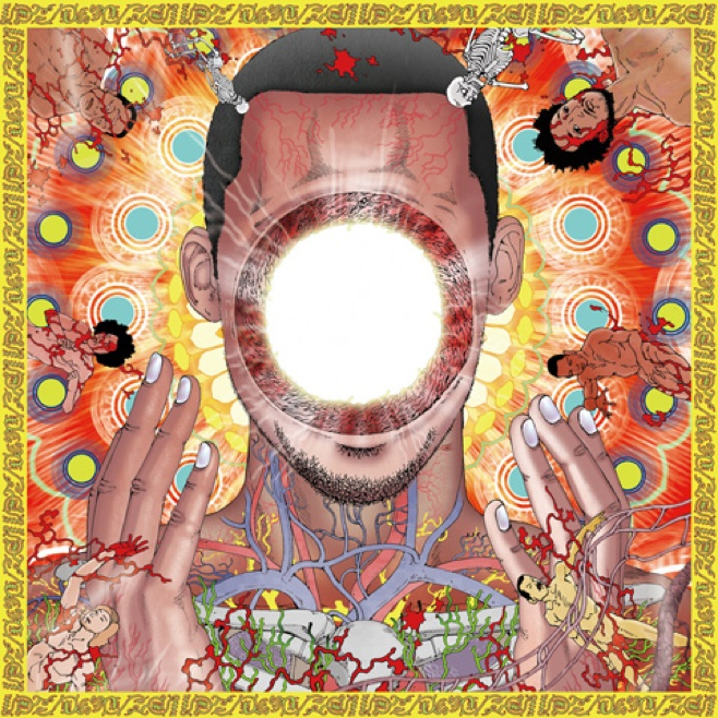 0173 Flying Lotus – Never Catch Me featuring Kendrick Lamar @ 1:45
