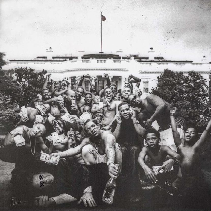 0175 Kendrick Lamar – Hood Politics @ 0:00