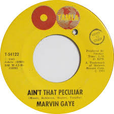0177 Marvin Gaye – Ain't That Peculiar @ 0:20